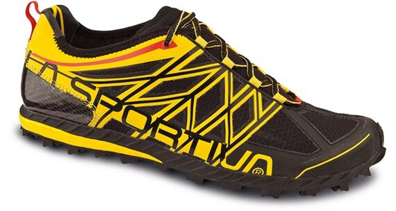 La Sportiva Anakonda Black/Yellow